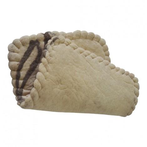 Bacheiro de Lã Prensado Natural